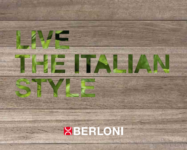 The new Berloni catalog entitled