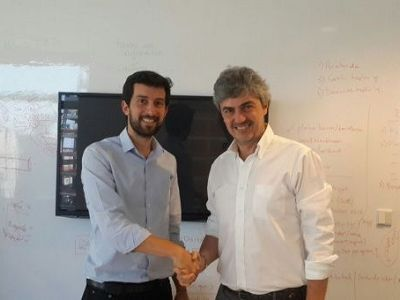 On August [AO1] 2015, Mr. Roberto Berloni, CEO of the Pesaro-based company, and Mr. Emre Eczacıbaşı, General Manager of Eczacibasi Building Products Division's Kitchen Unit