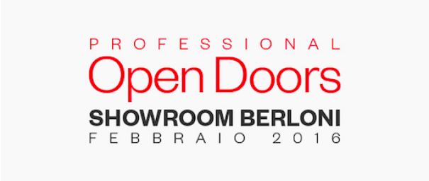 ​Open Doors at Berloni: throughout  the month of February the Company will welcome in Pesaro Retailers, Interior Decorators and Designers coming from Italy and all over the word.